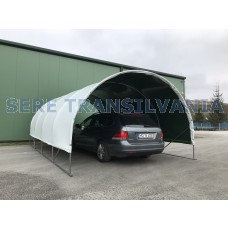 Carport 4x4,5m - car shelter