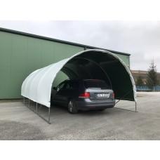 Carport 4x4,5m - car shelter